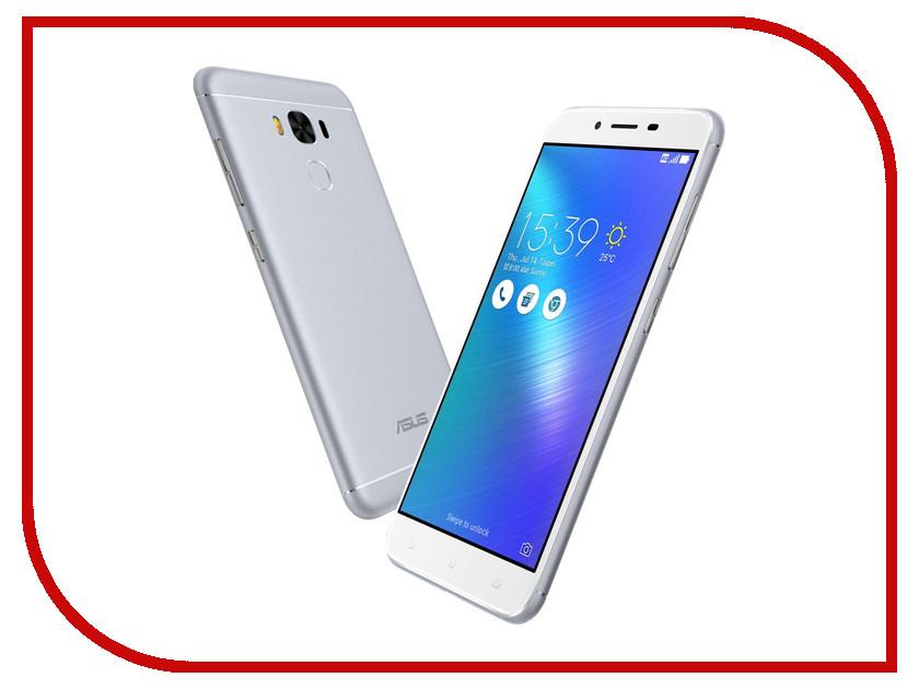 Сотовый телефон ASUS ZenFone 3 Max ZC553KL 32Gb Silver смартфон asus zenfone 3 max zc553kl 32gb grey