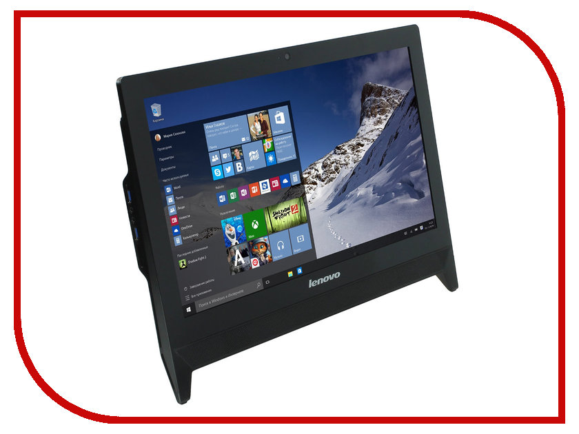 Моноблок Lenovo IdeaCentre C20-00 F0BB00YGRK<br>