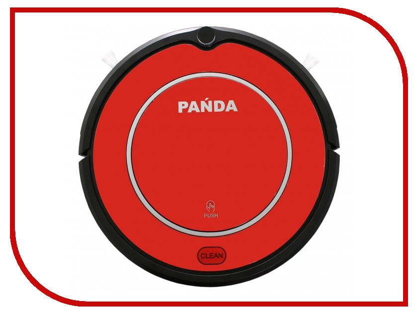 Пылесос-робот Panda X800 Red<br>