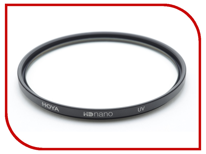 Светофильтр HOYA UV HD NANO 58mm 84878