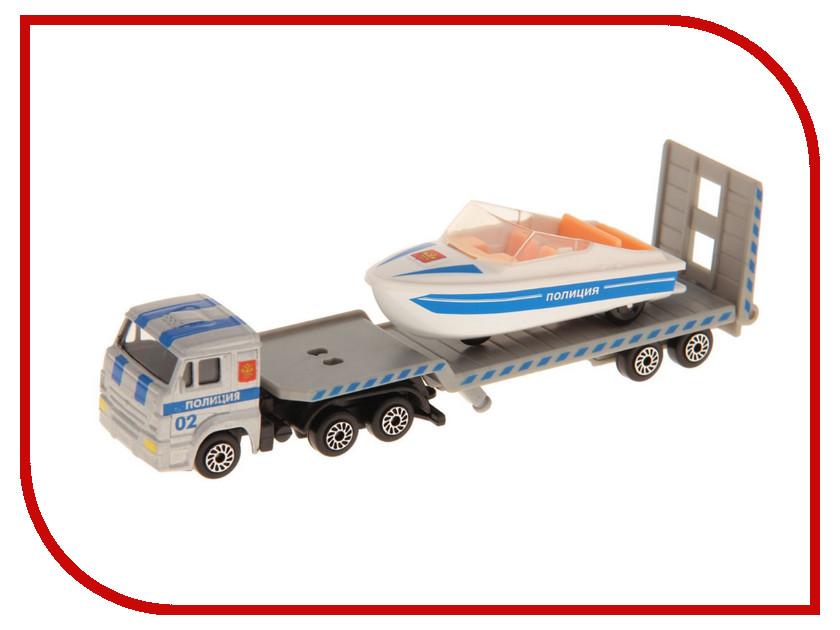 Машина Технопарк КАМАЗ транспортер SB-16-30-P камаз транспортер с доп машинкой