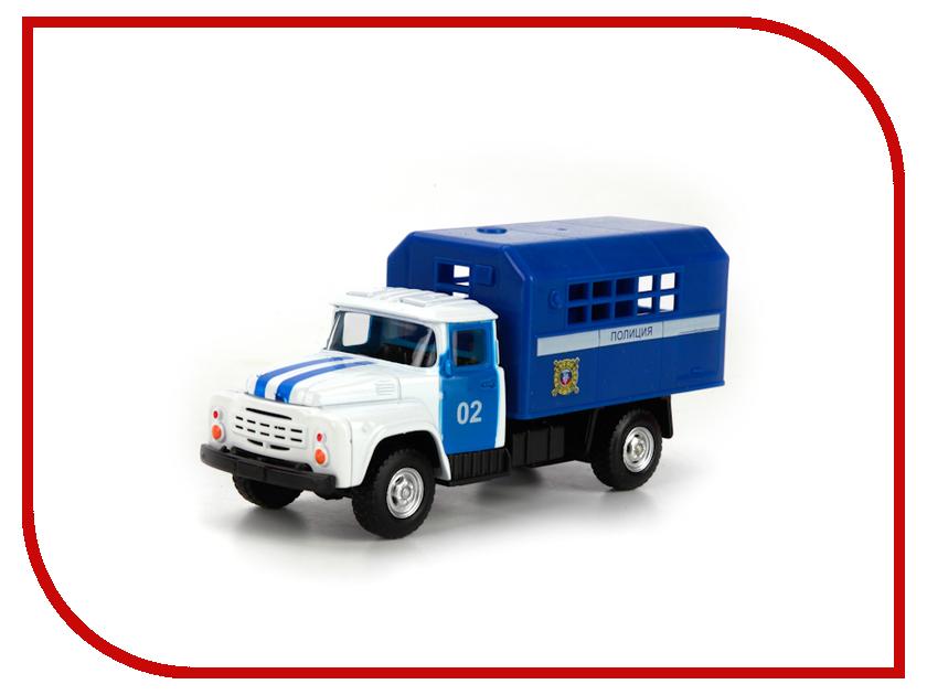 Игрушка Технопарк ЗИЛ 130 будка полиция X600-H09128-R