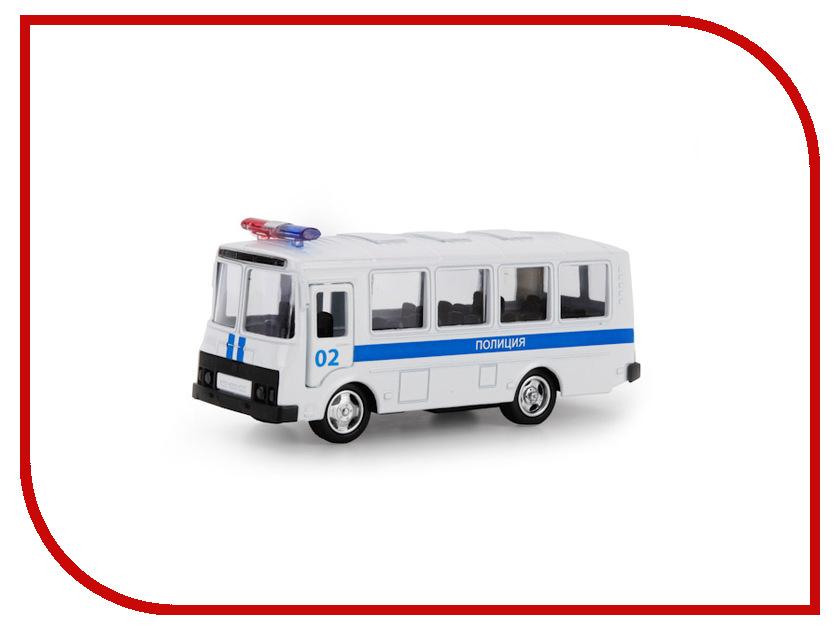 Игрушка Технопарк Автобус ПАЗ ПОЛИЦИЯ X600-H09140-R<br>