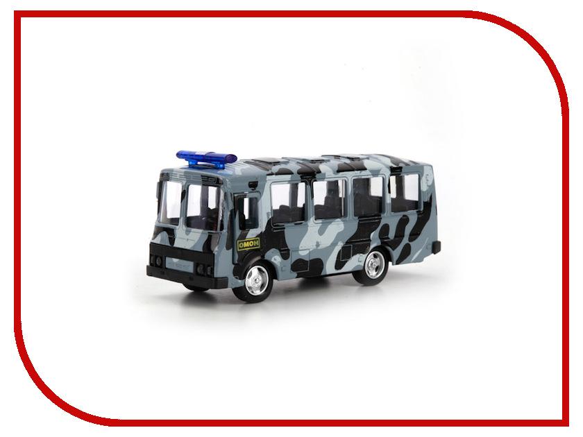 Игрушка Технопарк Автобус ПАЗ ОМОН X600-H09136-R<br>