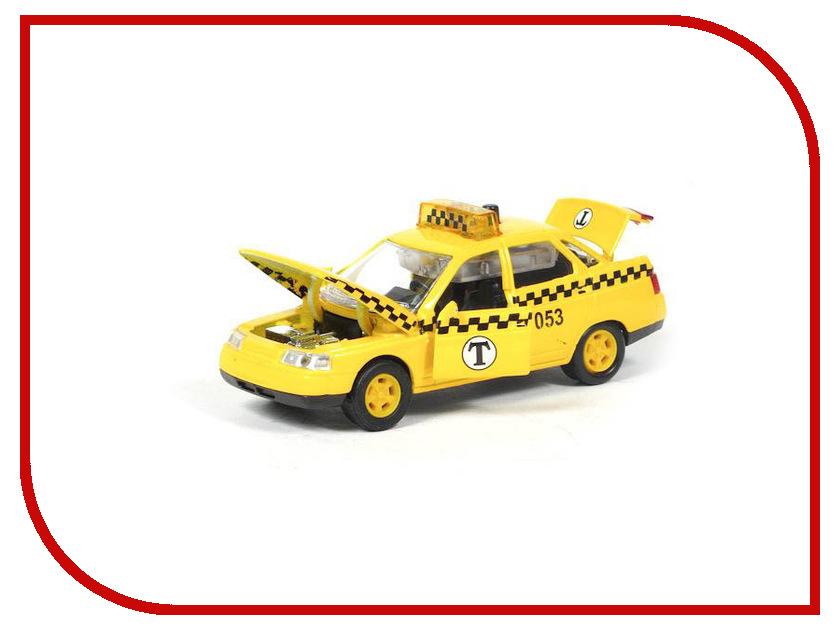 Машина Технопарк LADA 2110 такси CT10-110-7 купить 2110 в самаре за 220 тысяч