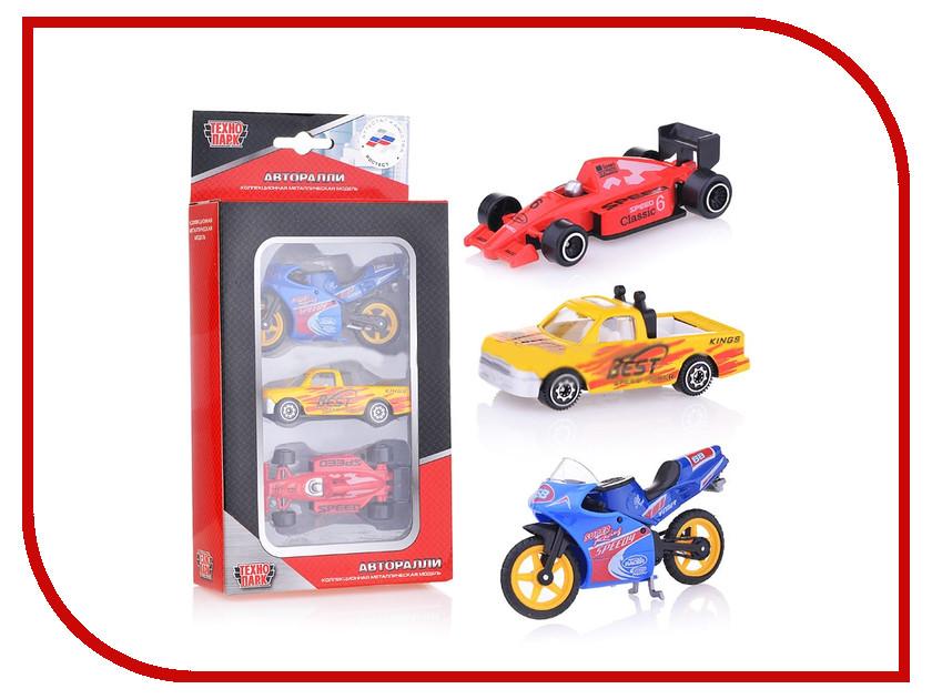 Игрушка Технопарк 1462984-R игрушка технопарк зил 130 бензовоз x600 h09131 r