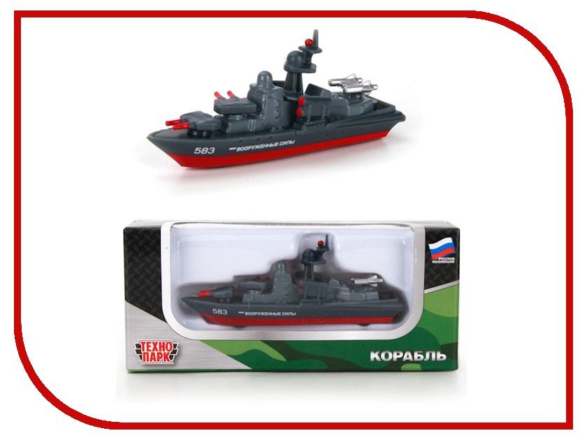Игрушка Технопарк Корабль SB-16-02-BO-M игрушка технопарк lada в спорт окраске 3шт sb 16 79wb