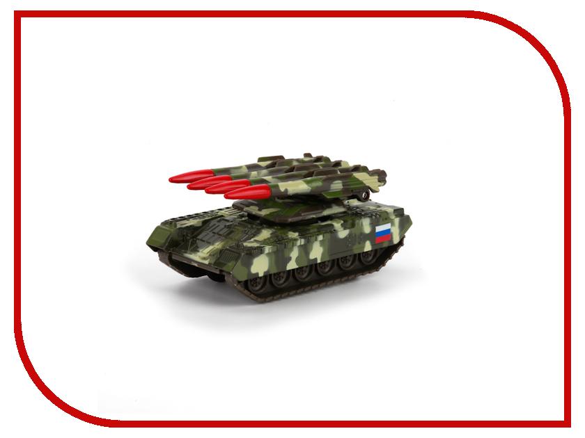 Игрушка Технопарк Танк SB-16-19-BUK-M-WB