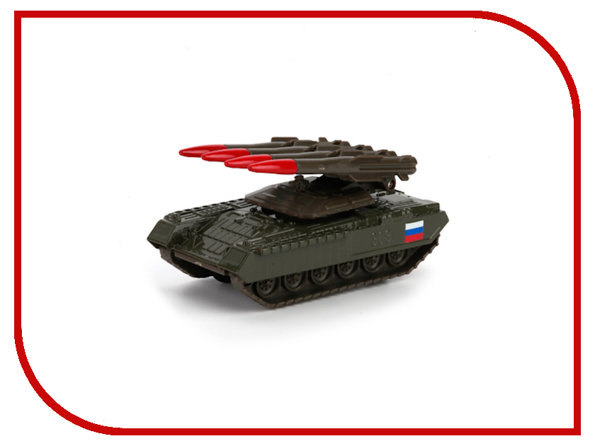 Игрушка Технопарк Танк SB-16-19-BUK-G-WB