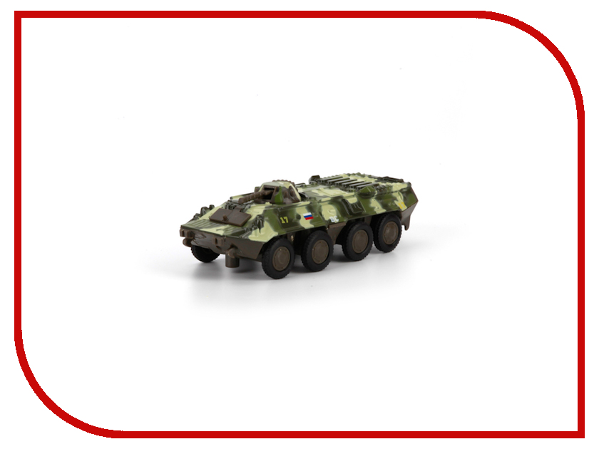 Игрушка Технопарк БТР-80 SB-16-19-BTR-M-WB<br>