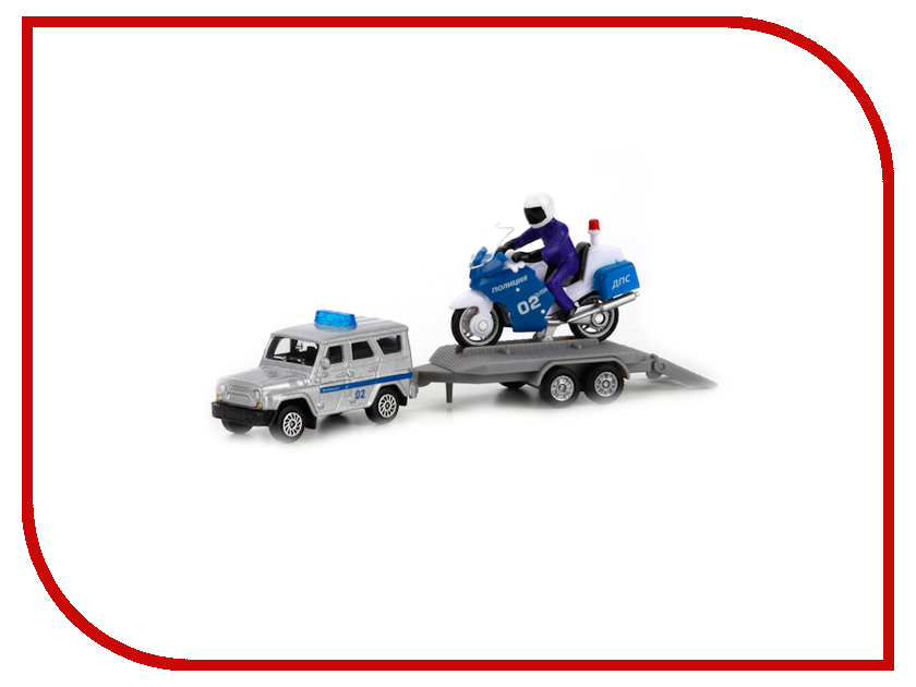 Игрушка Технопарк УАЗ с мотоциклом на прицепе SB-16-56WB авито сыктывкар уаз диски бу найти на авито
