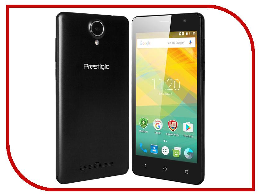 Сотовый телефон Prestigio Wize PX3 3528 Black PSP3528DUOBLACK<br>