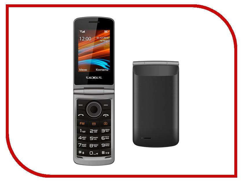 Сотовый телефон teXet TM-404 Anthracite книга texet