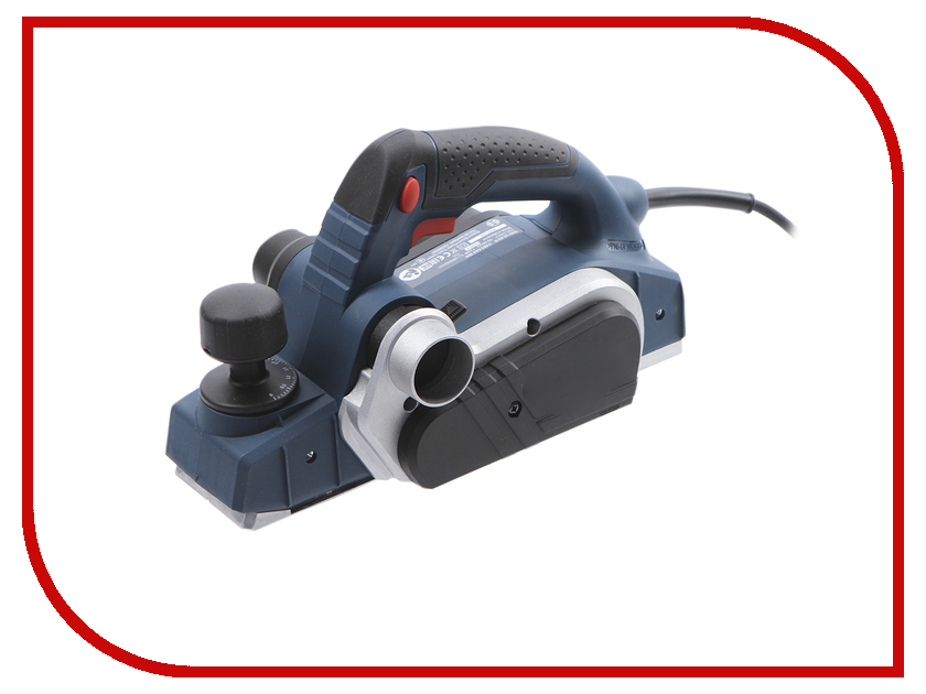 цена Рубанок Bosch GHO 26-82 D 06015A4301