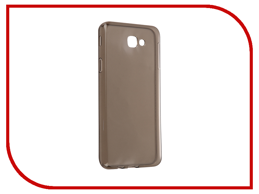 Аксессуар Чехол Samsung Galaxy J5 Prime G570 iBox Crystal Gray<br>