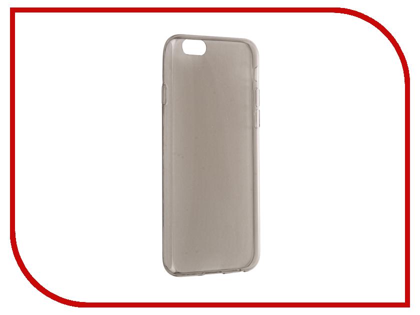 Аксессуар Чехол iBox Crystal для APPLE iPhone 6 / 6S Gray<br>