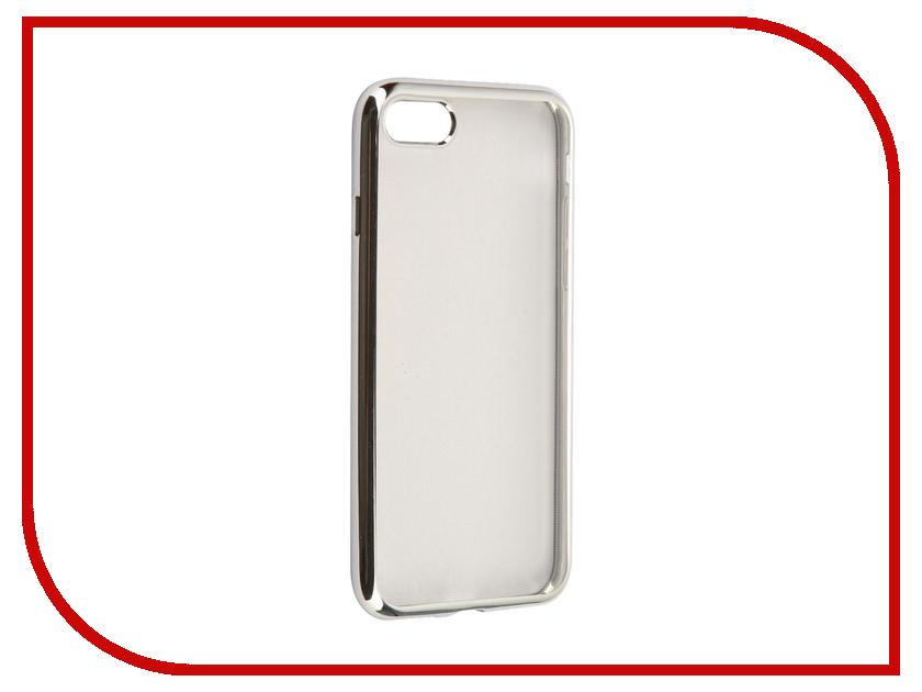 Аксессуар Чехол iBox Blaze для APPLE iPhone 7 Silver аксессуар чехол ibox blaze для apple iphone 5 5s se pink