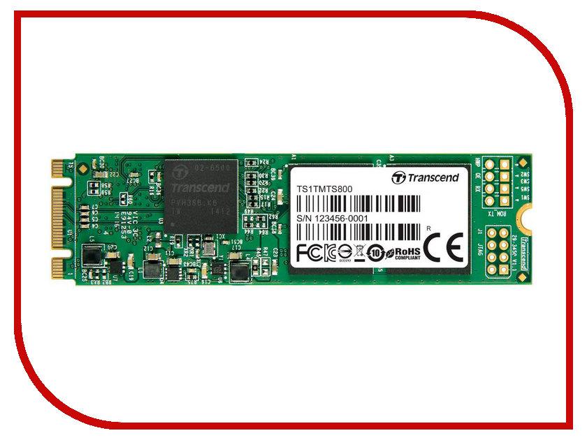 Жесткий диск 1Tb - Transcend MTS800 TS1TMTS800