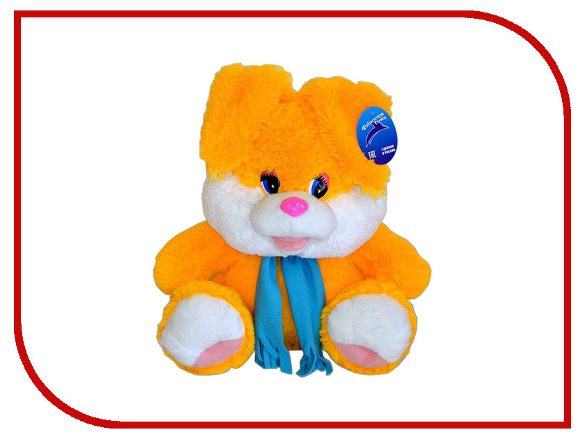 игрушка Флиппер Зайка-попрыгайка Ф_1047мж игрушка флиппер мишка в футболке brown фл602