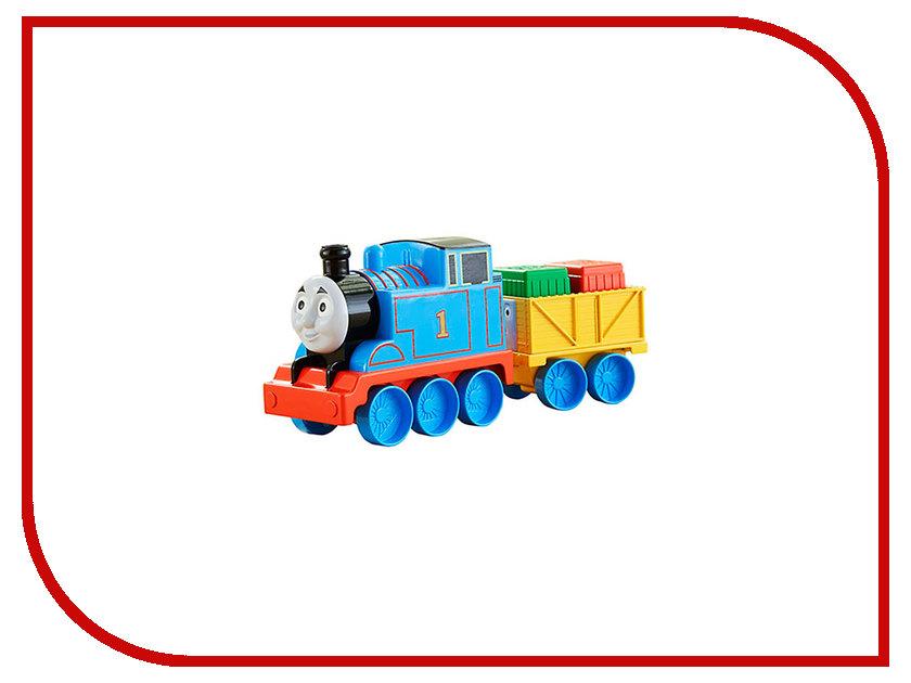 Железная дорога Fisher-Price Томас и его друзья Первый паровозик для малыша BCX71 игрушка fisher price томас и его друзья салти и крэнки bhr95