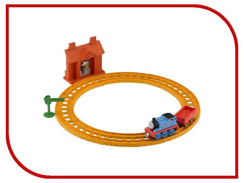 Железная дорога Fisher-Price Томас и его друзья Томас и угольный бункер DGC04/BLN89 игрушка fisher price томас и его друзья салти и крэнки bhr95