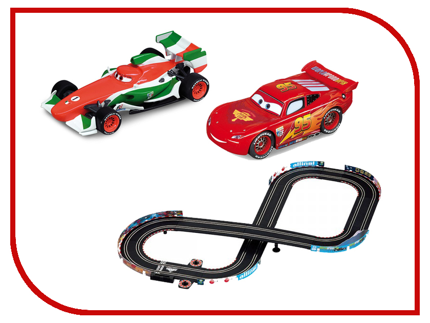 Игрушка Carrera Downtown Drifters<br>