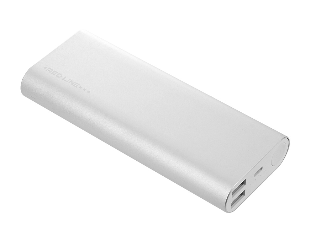 Аккумулятор Red Line H16 Power Bank 10000mAh Silver УТ000010088