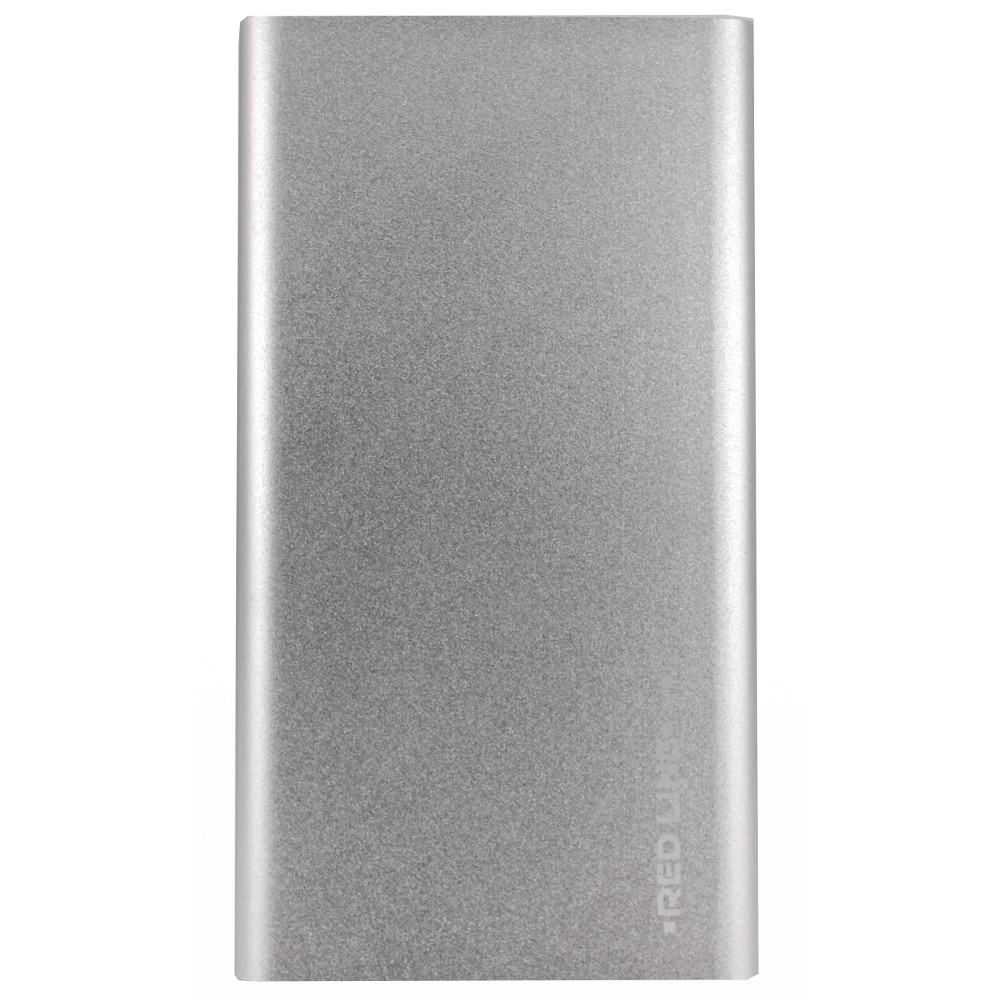 Аккумулятор Red Line J01 Power Bank 4000mAh Silver УТ000009486
