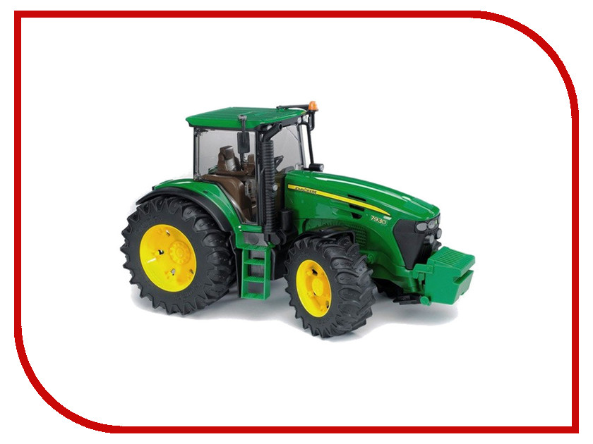 Игрушка Bruder John Deere 7930 трактор 03-050<br>