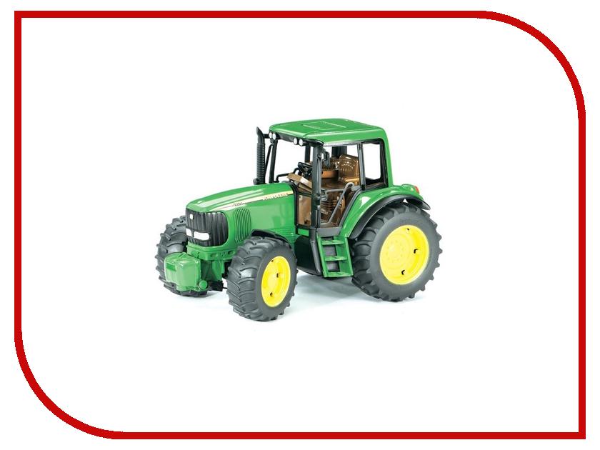 Машина Bruder John Deere 6920 трактор 02-050 машины tomy трактор john deere 6830