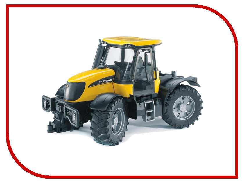 Игрушка Bruder JCB Fastrac 3220 трактор 03-030<br>