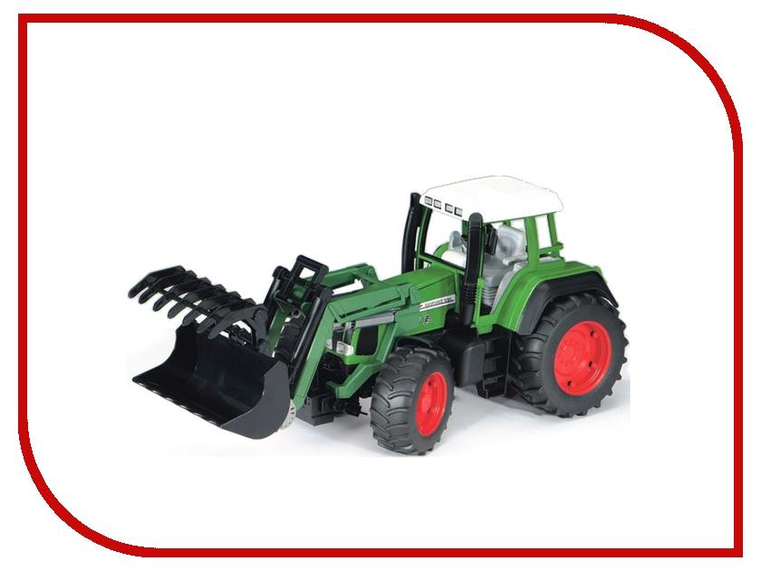 Игрушка Bruder Fendt Favorit 926 Vario трактор с погрузчиком 02-062<br>