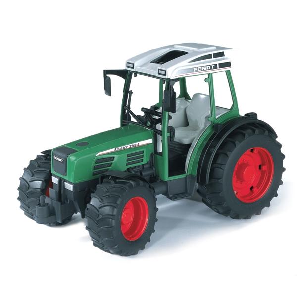 Игрушка Bruder Fendt 209 S трактор 02-100