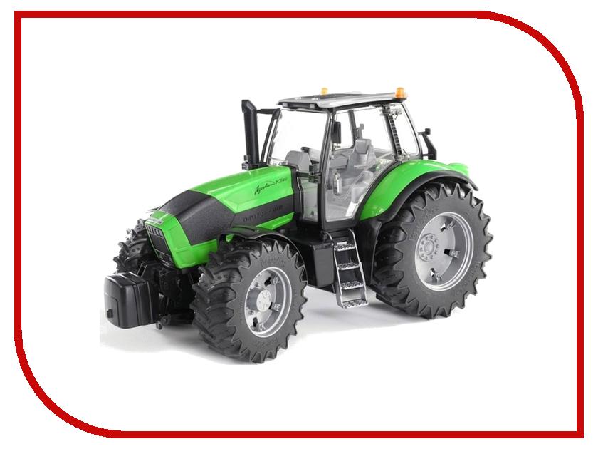 Машина Bruder Deutz Agrotron X720 трактор 03-080 siku трактор deutz agrotron x720 с прицепами joskin