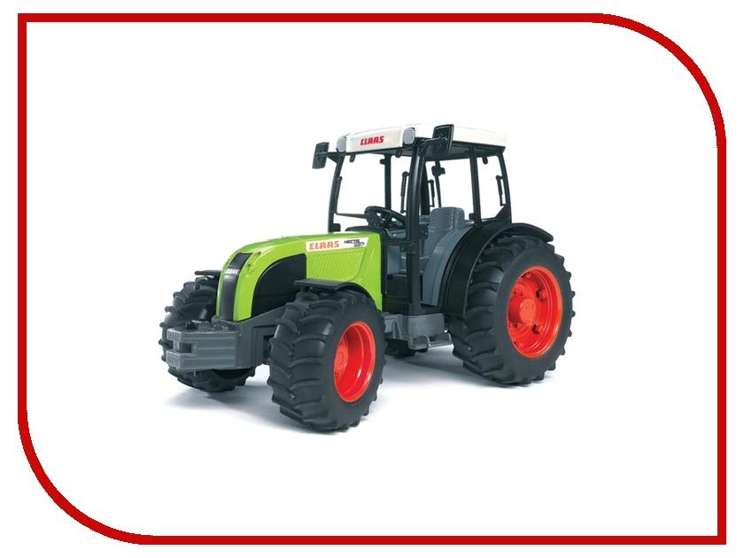 Машина Bruder Claas Nectis 267 трактор F 02-110 машины bruder трактор claas nectis 267 f с погрузчиком и прицепом