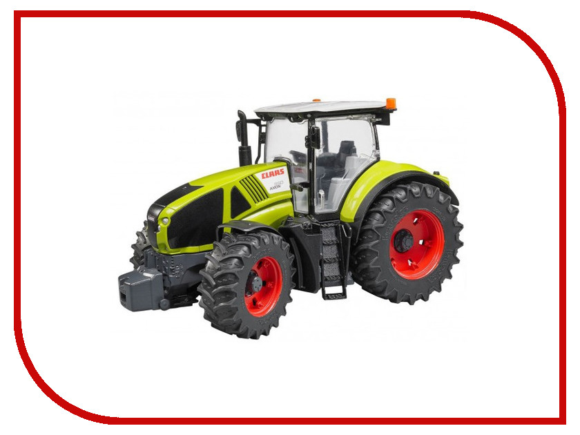 Машина Bruder Claas Axion 950 трактор 03-012 siku трактор claas xerion с вакуумным баком samson