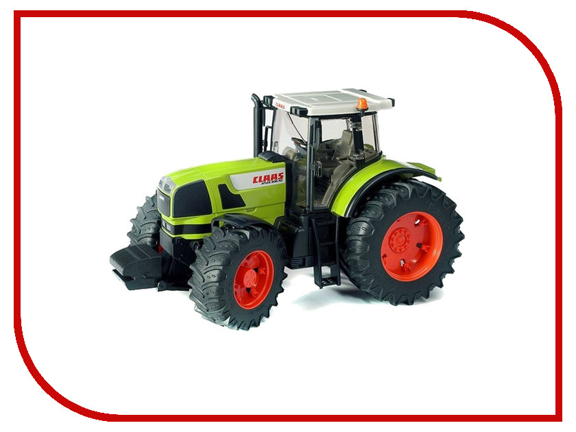 Игрушка Bruder Claas Atles 936 RZ трактор 03-010<br>