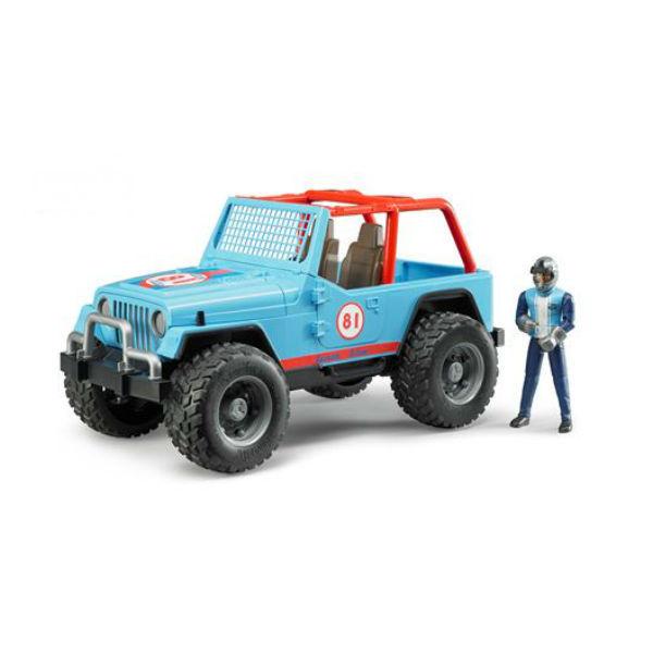 цена на Игрушка Bruder Cross Country Racer внедорожник Blue 02-541