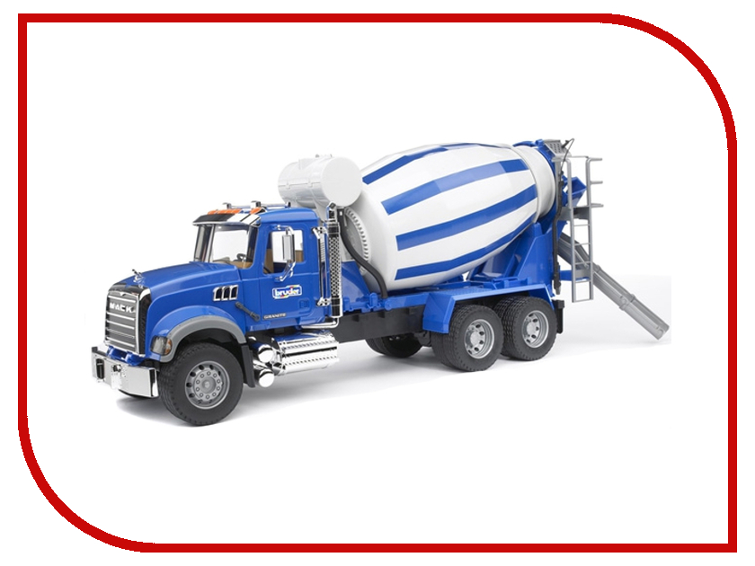 Игрушка Bruder MACK бетономешалка Blue-Grey 02-814 new 300ml woodgrain essential oil aroma diffuser aromatherapy humidifier mist maker purifier 3 models