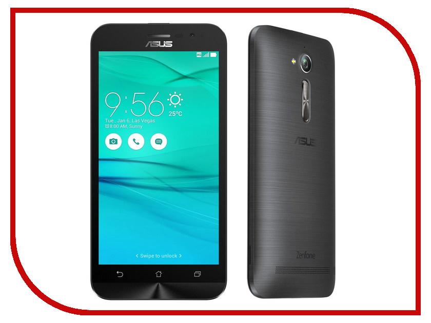 Сотовый телефон ASUS ZenFone Go ZB500KL Silver<br>