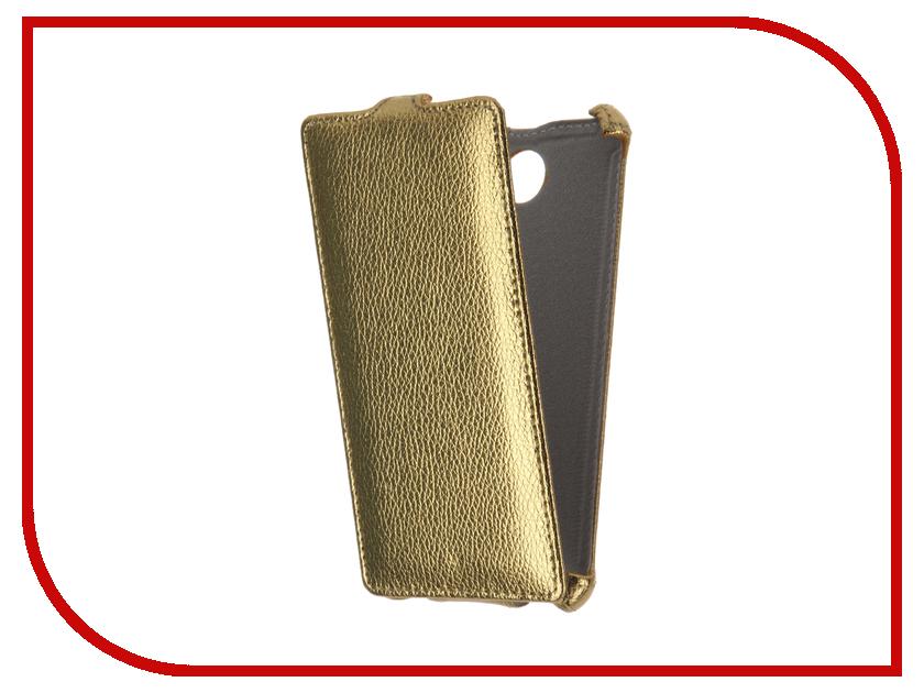 Аксессуар Чехол BQ BQS-5070 Magic Zibelino Classico Gold ZCL-BQ-BQS-5070-GLD