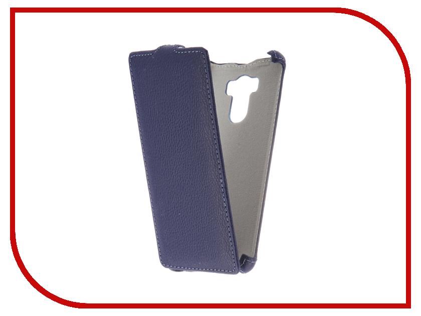 Аксессуар Чехол Xiaomi Redmi 4 / 4 Pro Zibelino Classico Dark Blue ZCL-XIA-RDM-4-DBLU<br>
