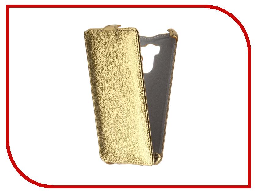 Аксессуар Чехол Xiaomi Redmi 4 / 4 Pro / 4 Prime Zibelino Classico Gold ZCL-XIA-RDM-4-GLD аксессуар чехол xiaomi redmi pro zibelino classico black zcl xia pro blk
