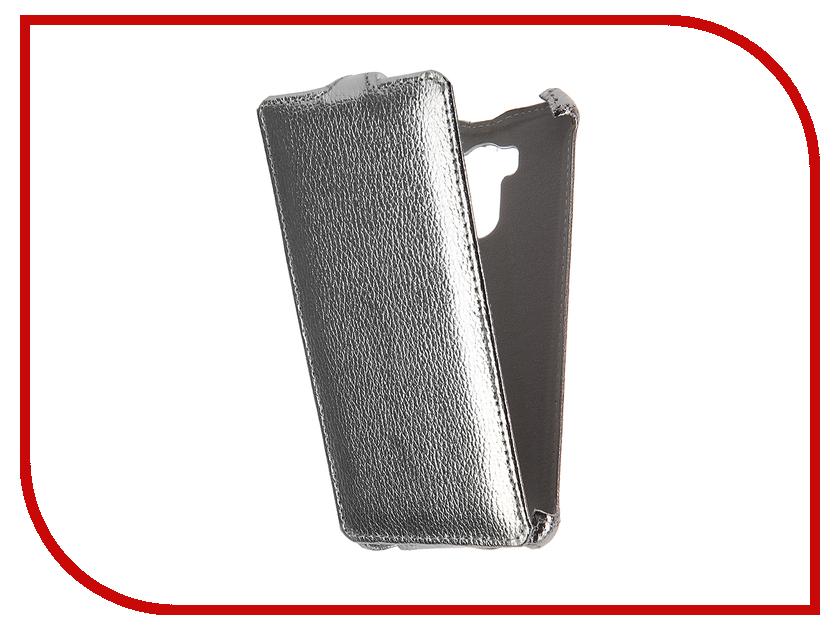 Аксессуар Чехол Xiaomi Redmi 4 / 4 Pro / 4 Prime Zibelino Classico Silver ZCL-XIA-RDM-4-SLV аксессуар чехол xiaomi redmi pro zibelino classico black zcl xia pro blk