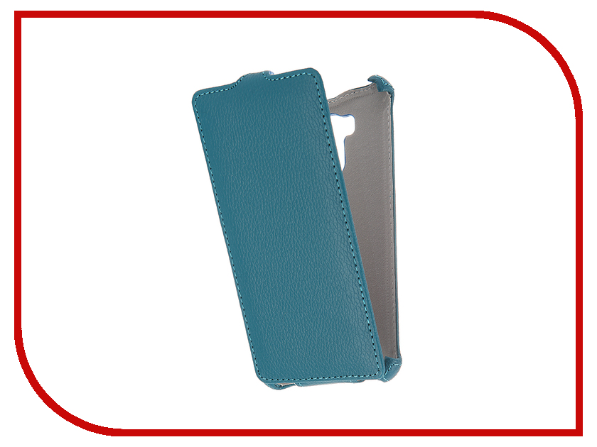 Аксессуар Чехол Xiaomi Redmi 4 / 4 Pro / 4 Prime Zibelino Classico Turquoise ZCL-XIA-RDM-4-TQS аксессуар чехол xiaomi redmi note 4 zibelino classico black zcl xia not4 blk