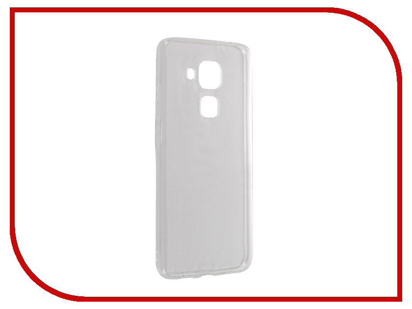 Аксессуар Чехол Huawei Nova Plus Zibelino Ultra Thin Case White ZUTC-HUA-NOVA-PLS-WHT<br>