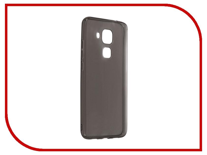 Аксессуар Чехол Huawei Nova Plus Zibelino Ultra Thin Case Black ZUTC-HUA-NOVA-PLS-BLK<br>