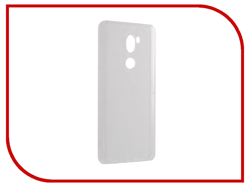 Аксессуар Чехол Xiaomi Mi5s Plus Zibelino Ultra Thin Case White ZUTC-XIA-Mi5S-PLS-WHT<br>