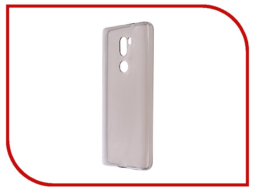 Аксессуар Чехол Xiaomi Mi5s Plus Zibelino Ultra Thin Case Black ZUTC-XIA-Mi5S-PLS-BLK аксессуар чехол xiaomi redmi pro zibelino classico black zcl xia pro blk