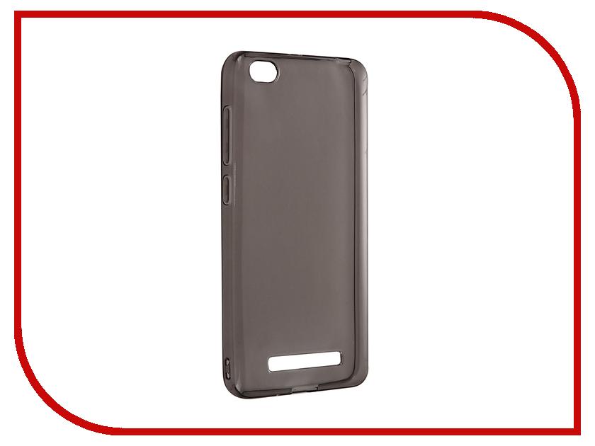 Аксессуар Чехол Xiaomi Redmi 4A Zibelino Ultra Thin Case Black ZUTC-XMI-RDM-4A-BLK аксессуар чехол xiaomi redmi 4x zibelino classico black zcl xia rdm 4x blk